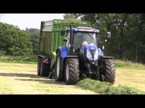 Silage wagons- four of the best put to the test