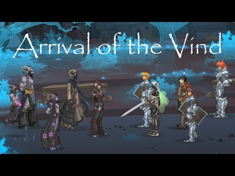 Dragon Fable Arrival Of The Vind