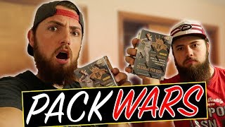 IRL PACK WARS vs.  MY BROTHER! 2017 Panini Diamond Kings Pack Opening