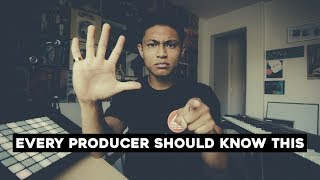 5 tips EVERY PRODUCER should know when collaborating