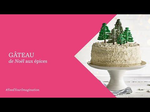 recette-de-gâteau-de-noël-aux-épices-avec-le-chef-xl-titanium-kenwood
