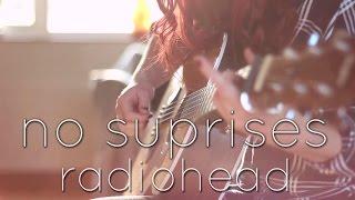 No Surprises Radiohead Cover | Cover Raffle!