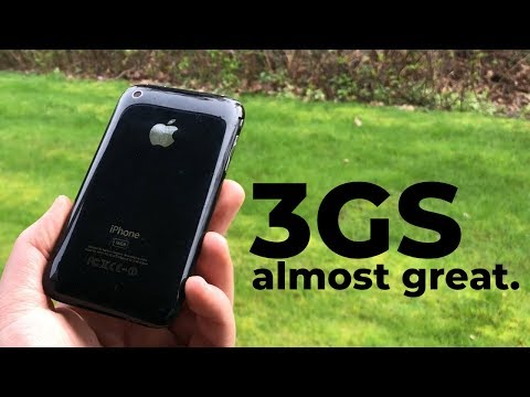 iPhone 3GS... Almost Great