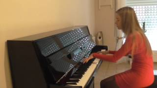 Skrillex - First of the Year (Equinoxe) - piano cover