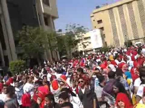 Photo Day Tegara Cairo Class 99 جزء اغنيه عايزنا نرجع زي زمان :D