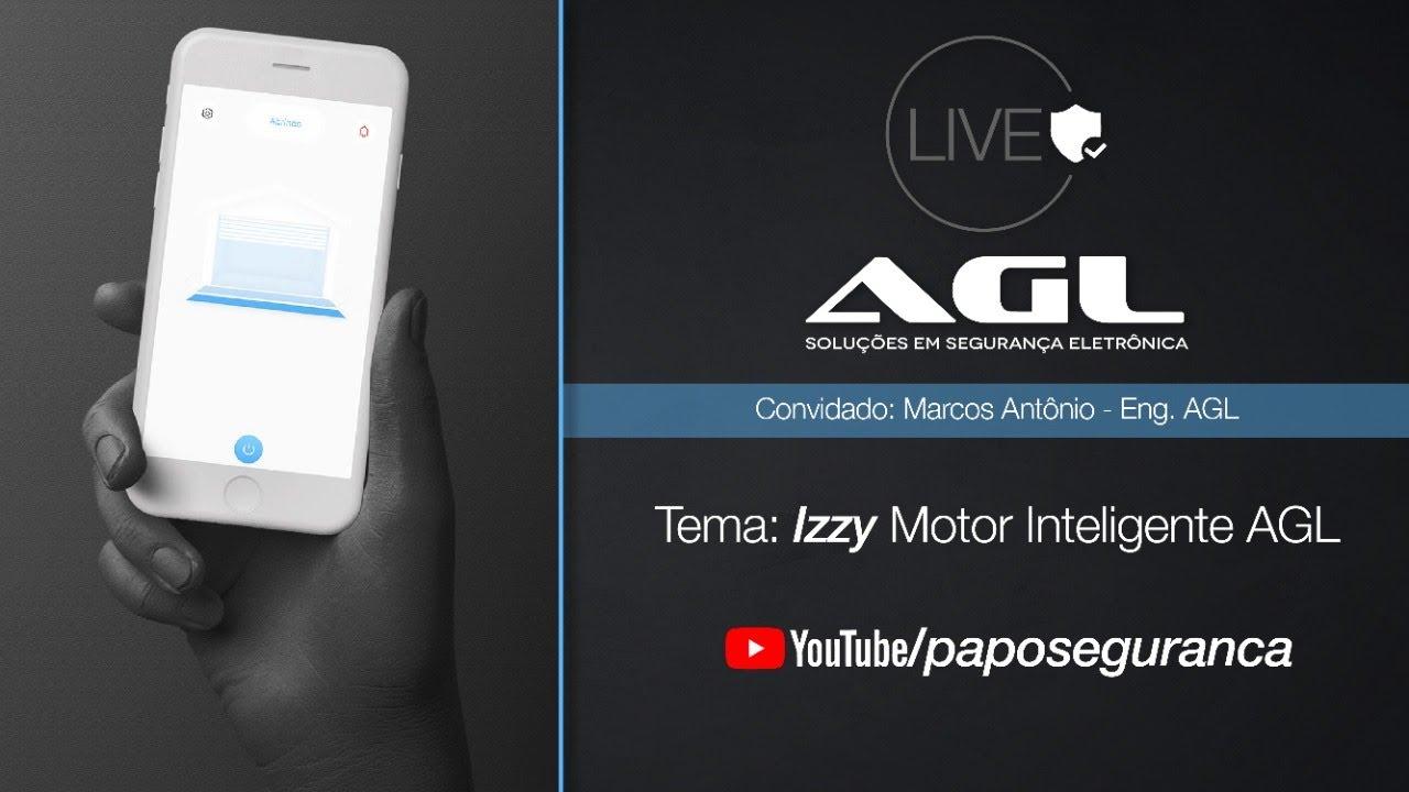⭕Izzy Motor Inteligente AGL