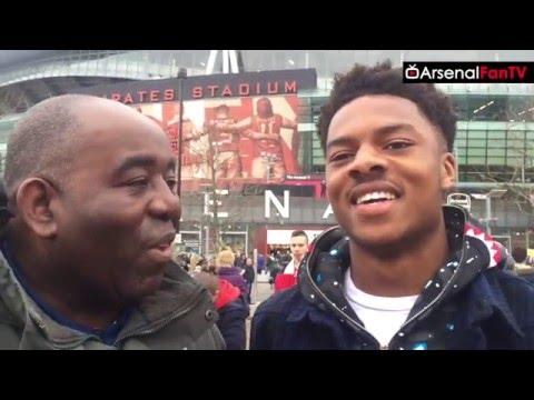 I'm Confident Arsenal Can Beat Barcelona says Chuba Akpom