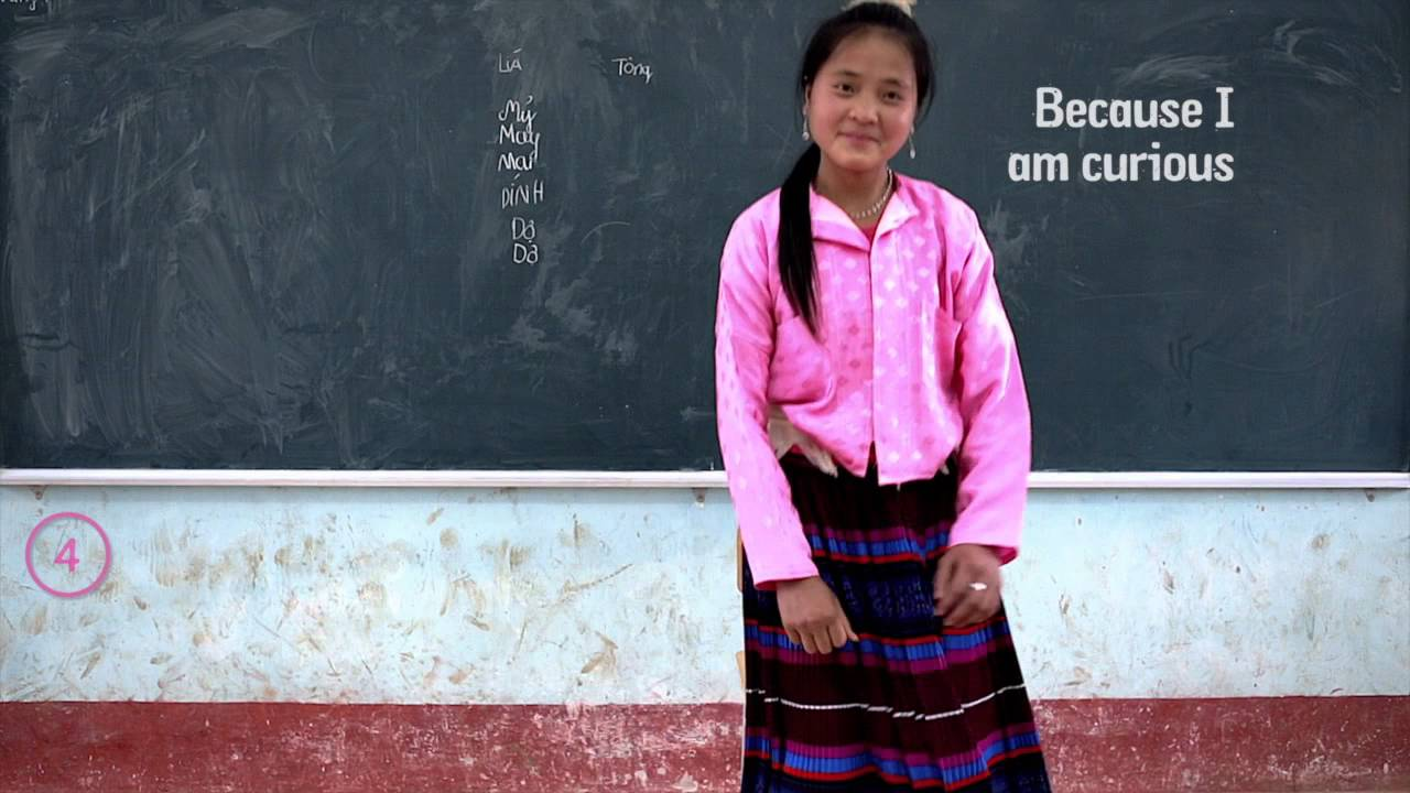 The Girl from Ha Giang