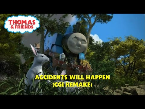 Thomas & Friends Accidents Will Happen(CGI Remake)
