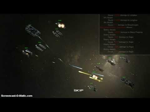 Deep Space Fleet War