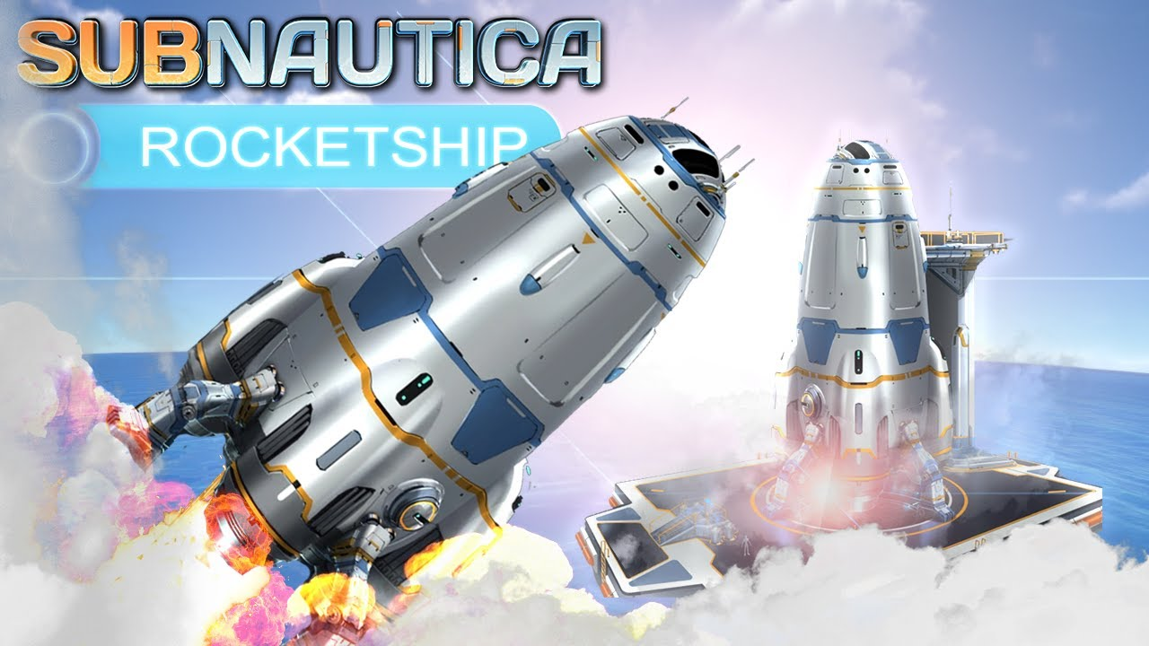 BUILDING THE ROCKET SHIP, END GAME, LAUNCH