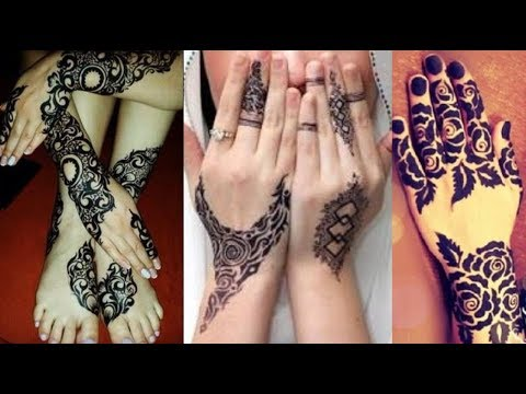 Beautiful Sudanese Henna Designs For Hands And Feet Sudan Henna 2018