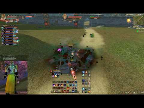 Territory War: Vindicate VS Kylin 10/06/2017