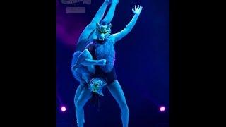 Sun Wenzhu & He Bi - DOUBLES - 2015 World Pole Dance Championships - Beijing, China