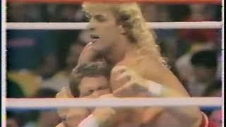 Rockers vs. Sandy Beach & Brian Costello [1988-10-29]