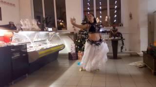 Юлия Агинская - Танец с вуалью