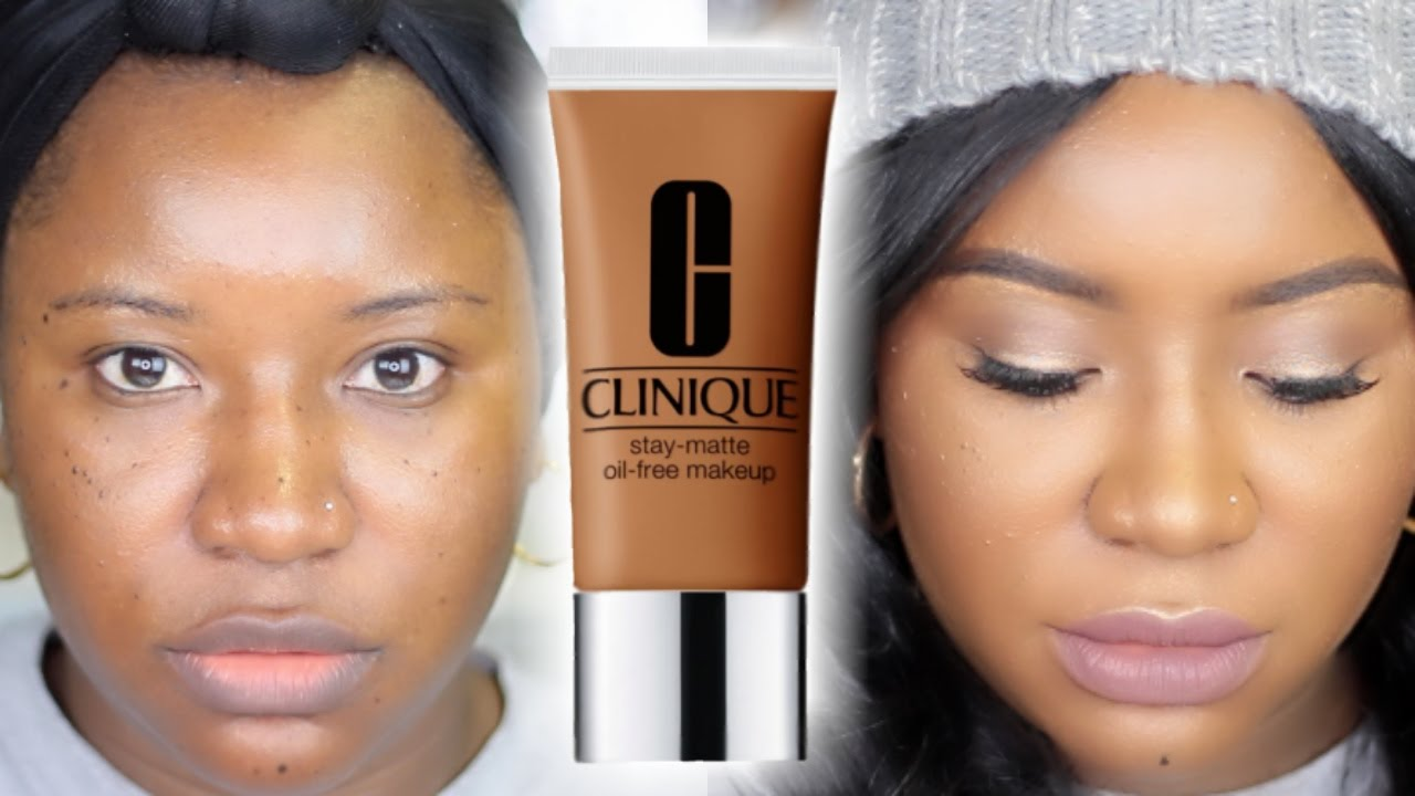 Kiss It Or Kick It Clinique Stay Matte Oil Free Foundation Review
