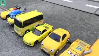 12 Tayo Little Bus rescue Super Wings toys robot Car3, Gogo Dino dinosaur robot appeared   MariAndTo