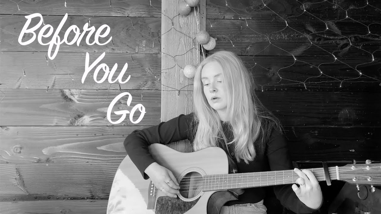 Before You Go | Lewis Capaldi cover by Ilse Ligthart