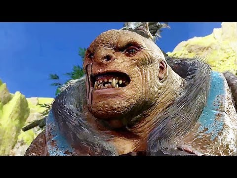 Middle-earth: Shadow of War Gameplay (E3 2017)