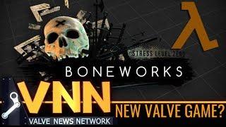 New Valve Half-Life Inspired Game - BONEWORKs & Valve