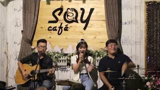 Dẫu có lỗi lầm | Guitar Tân Bo Cover | Ngọc Hà | Bi Cajon | Say Acoustic Cafe