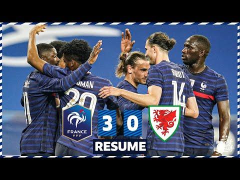 France 3-0 Pays de Galles, le résumé I FFF 2021