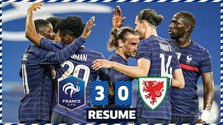 France 3 0 Pays de Galles le re sume I FFF 2021