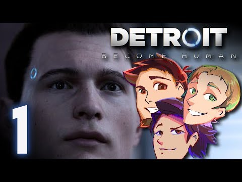 Detroit: Become Human - EPISODE 1 - Friends Without Benefits