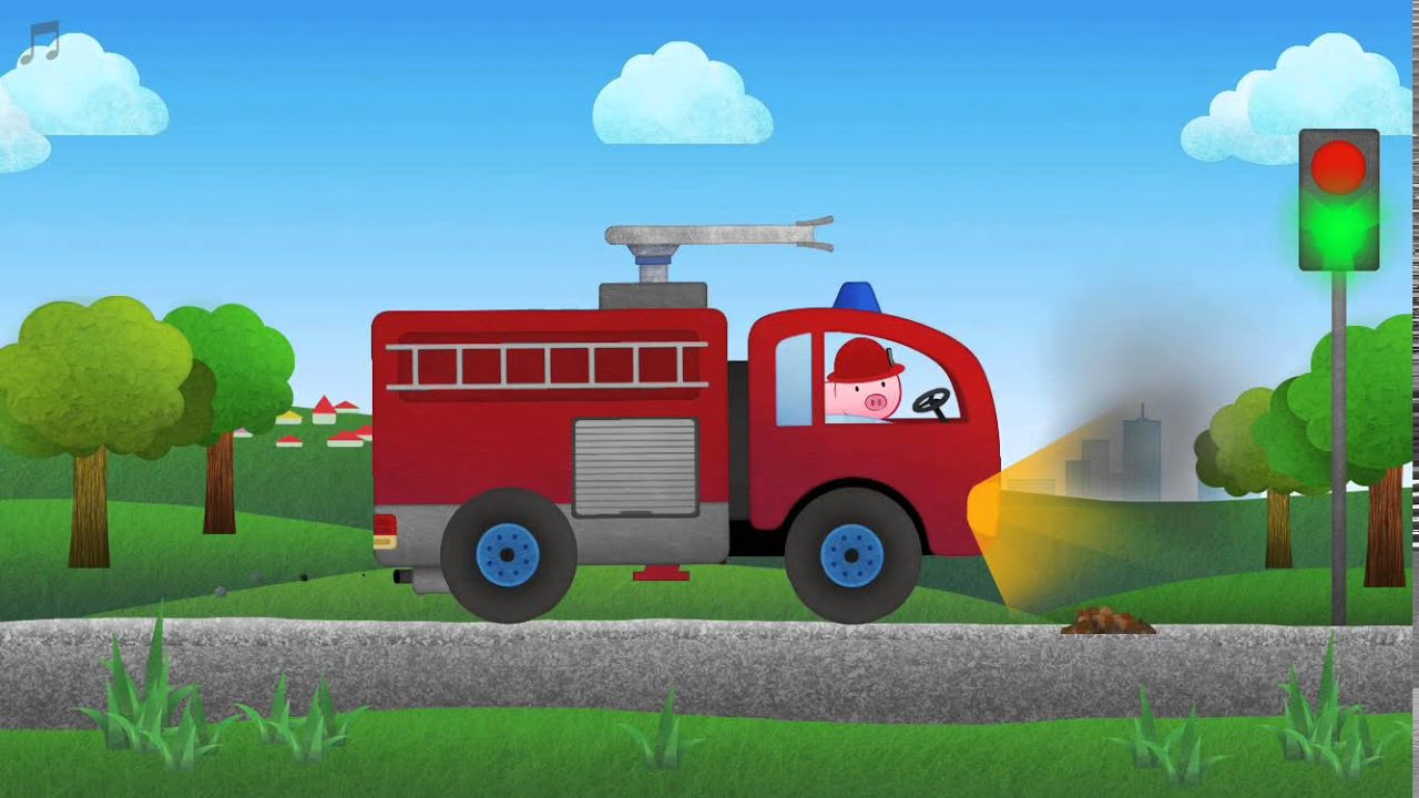 vroom cars and trucks for kids fun mobile app for toddlers
