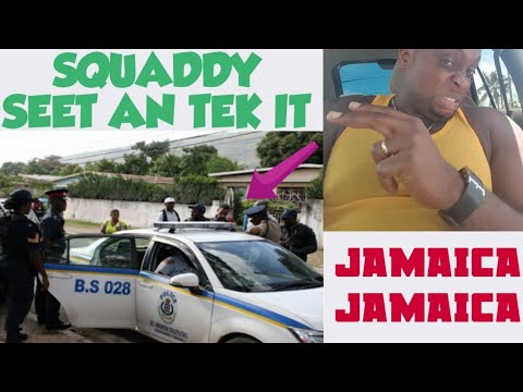 TH!3FING SQUADDY GETS C@PTVRED IN JAMAICA BY HIS OWN SQUADDY IN ST. ELIZABETH