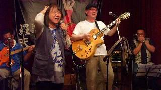 LIVE at Cafe Jive Hiroshima 23 Apr. 2017.
