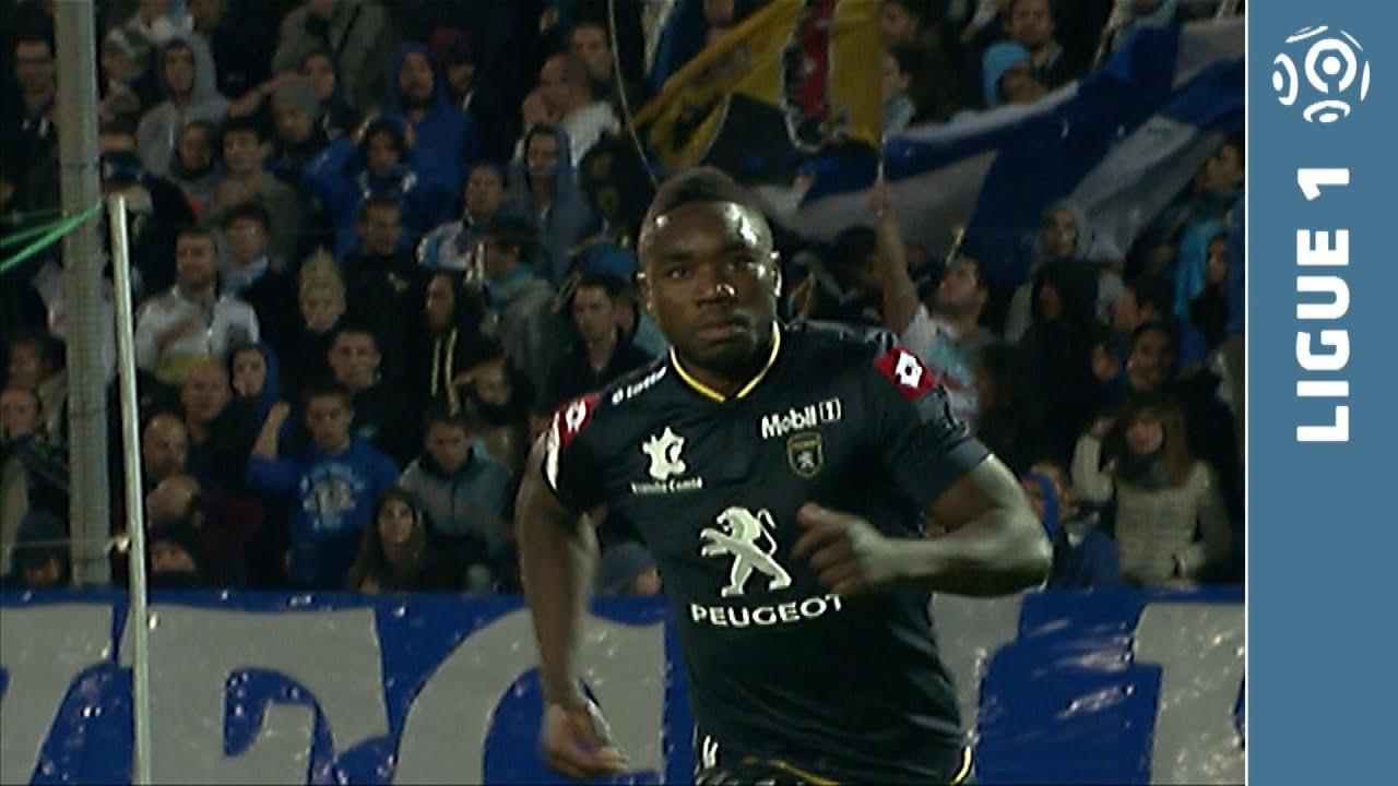 Magnifique but MAYUKA 60 Olympique de Marseille FC Sochaux
