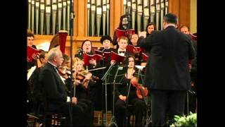 Voskresinnja chamber choir from Rivne, Ukraina