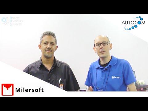 DDChannel 9 - #298 - Milersoft e Daruma -Autocom 2016