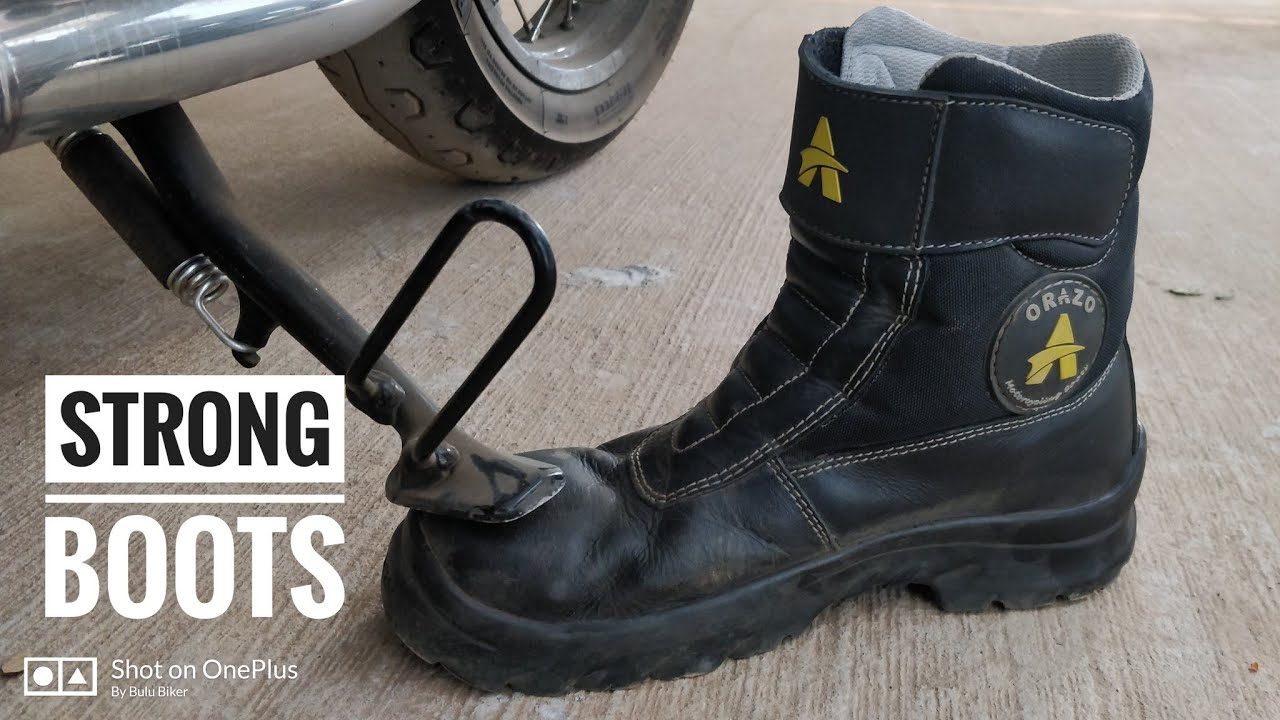 Best Affordable Riding Boots For Every Bike Orazo Youtube