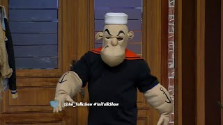 Gara-Gara Tupai Pak Bolot Jadi Popeye