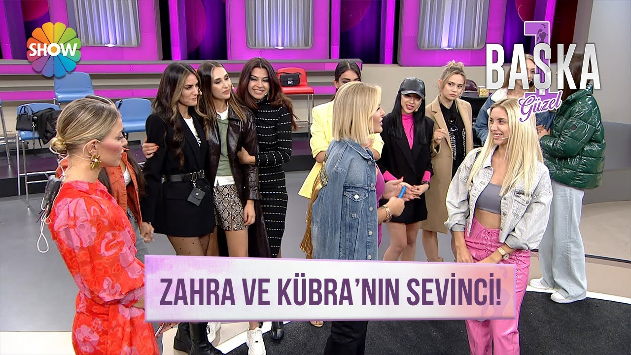 Download Zahra ve Kübra yarışmaya devam ediyor!   Bir Başka Güzel 30. Bölüm