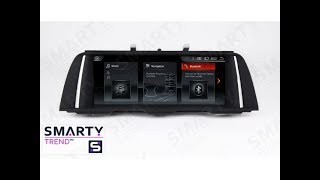 Smarty TREND  head unit for BMW F10 2010 - 2016