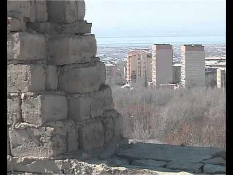 Old castel in Nakhchivan