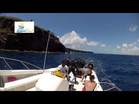 DIVE SAIL TRAVEL in Mauritius rely on ENOS-System