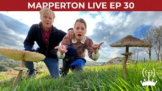 Foraging for food....Is this our last meal?  Mapperton Live  Ep 30