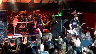 ANNIHILATOR - Never Neverland (Live in Essen 2013, HD)