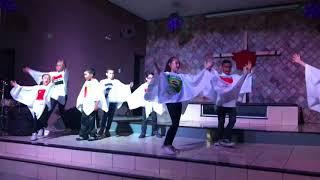 Ano Novo Dal da Terra BH - Kids Dance - 31/12/2017