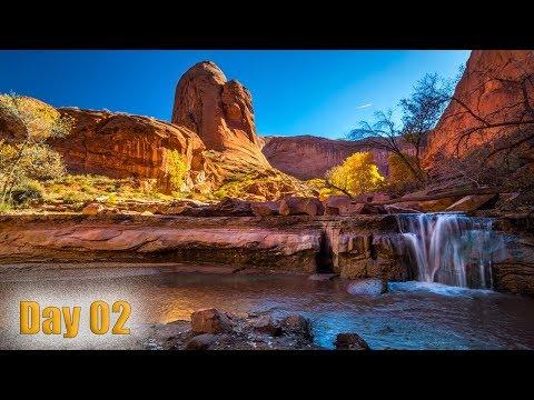 Coyote Gulch Utah Adventure (Day 2)