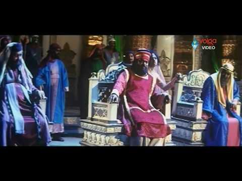 Shanthi Sandesam Songs - Jillu Jillo Julayi Ra - Abinaya Sri (HD)