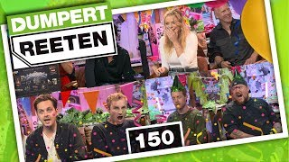 DUMPERTREETEN 150! met Maxim, de Rundfunkboys, Ashley, Steven Kazan etc etc