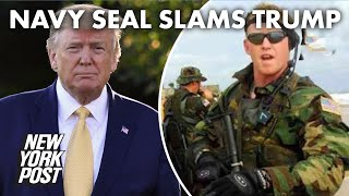 Navy SEAL who killed bin Laden slams Trump for retweeting QAnon conspiracy theory | New York Post