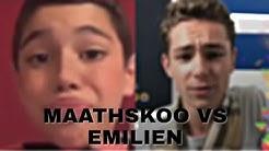 Maathskoo VS 'Emilien'! 🗣️🤣