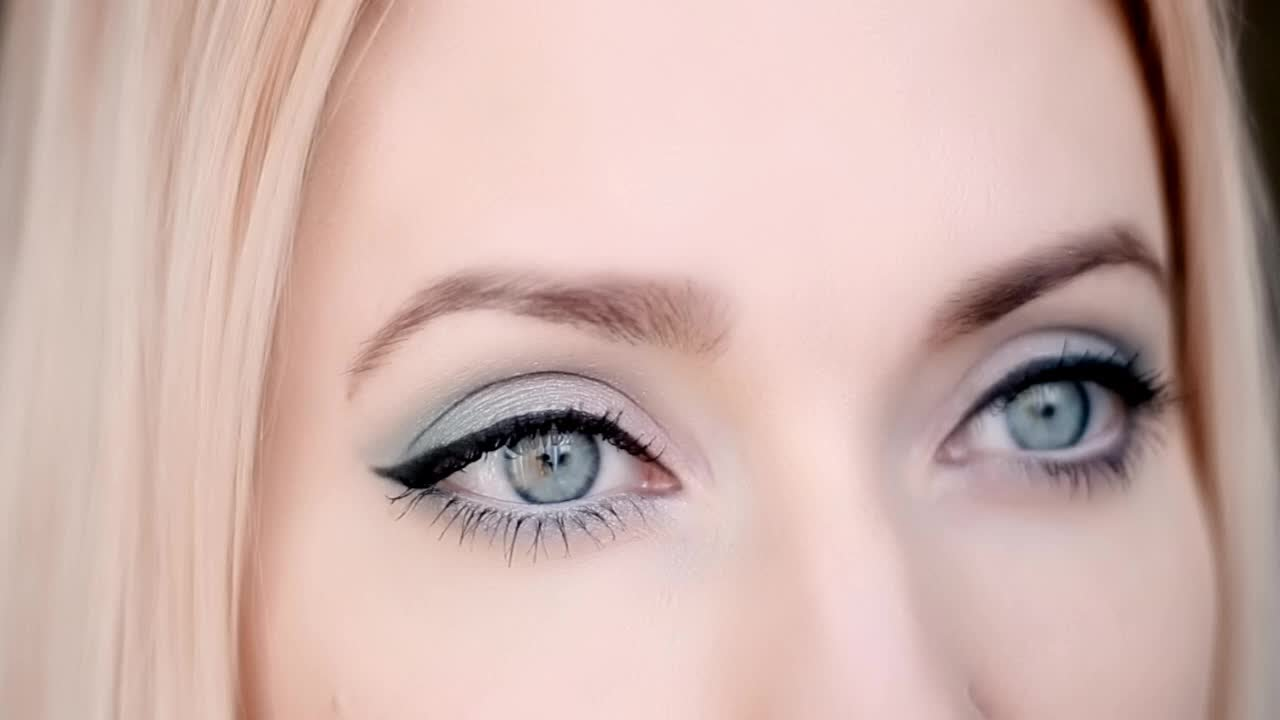spring/summer makeup tutorial for blue/green eyes - youtube